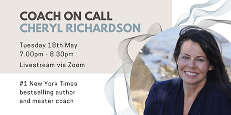 Coach on Call with Cheryl Richardson tickets