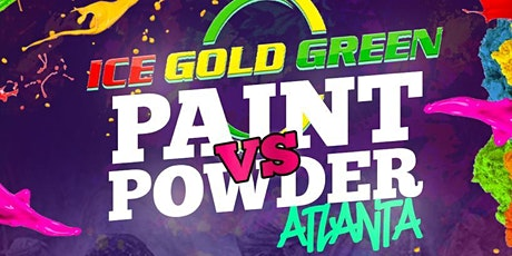 ICE GOLD GREEN JOUVERT EDITION   - ATLANTA tickets
