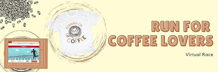 Run for Coffee Lovers Virtual Race image