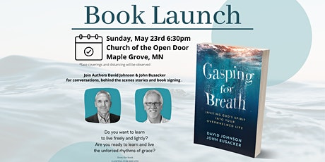 Gasping for Breath- Book Launch tickets