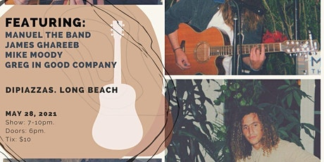 Manuel The Band, James Ghareeb, Mike Moody & Greg In Good Company tickets