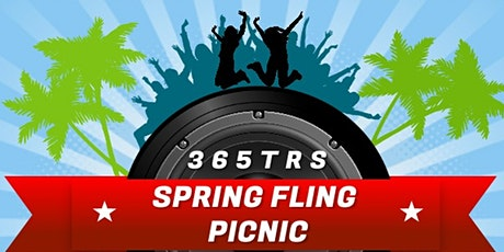 365 TRS Spring Fling Picnic 2021 tickets