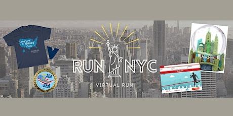 Run New York City Virtual Race 2021 tickets
