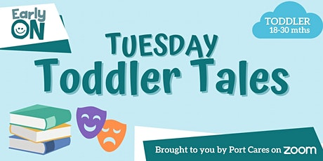 Tuesday Toddler Tales tickets