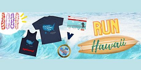 Run Hawaii Virtual Marathon 2021 tickets