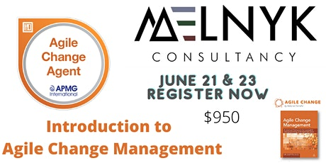 Introduction to Agile Change Management tickets