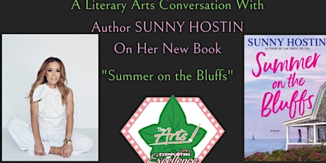 Arts & Auction: A Literary Arts Conversation with Sunny Hostin tickets