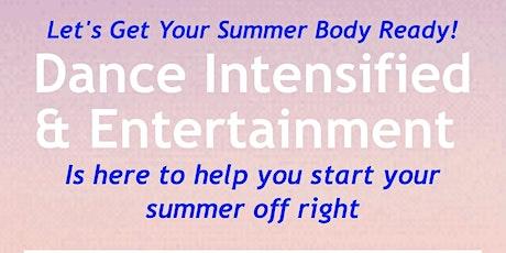 Summer Body Series tickets