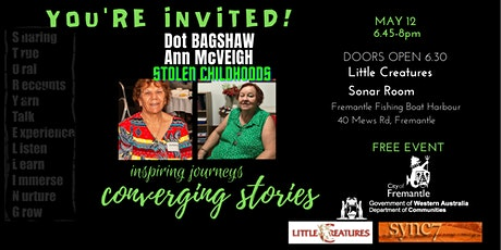 converging stories tickets