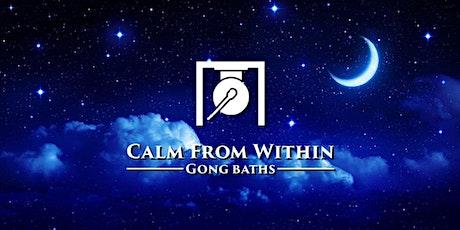 Gong Bath- 23rd July 2021 tickets
