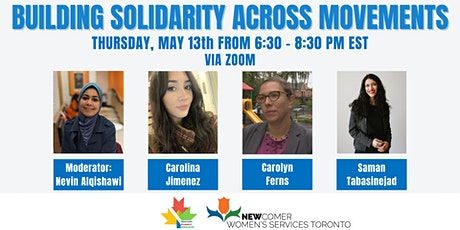 Buidling Solidarity Across Movements tickets