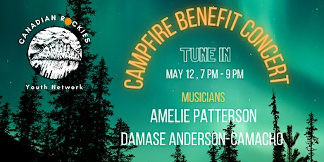 Campfire Benefit Concert - Canadian Rockies Youth Summit tickets