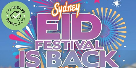 Official Program of Eidul-Fitr Festival 2021 tickets