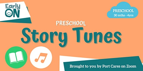 Preschool Story Tunes tickets