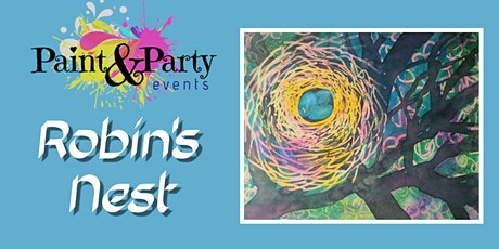 Robin's Nest Paint & Party Event tickets