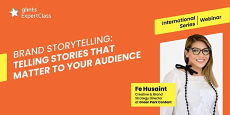 GEC International - Telling Stories That Matter to Your Audience tickets