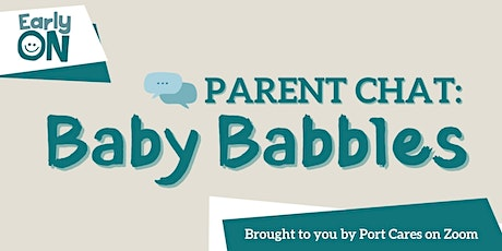 Baby Babbles - Positive Parenting Tips tickets