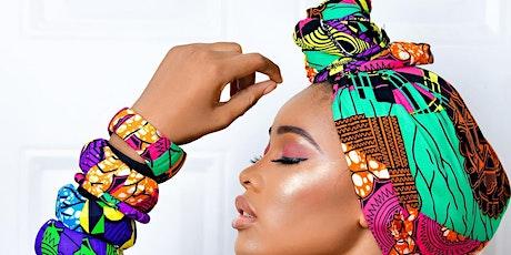 African Print Pop up Shop tickets