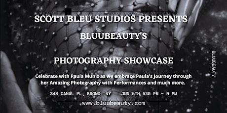 BluuBeauty By Paula Muniz Photography Showcase tickets