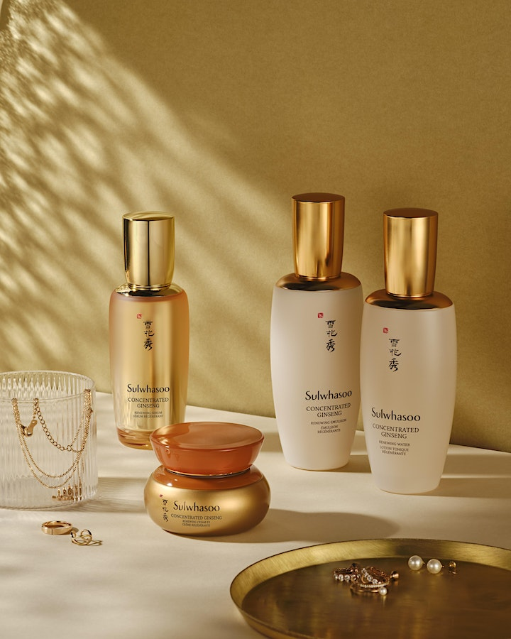 Sulwhasoo Concentrated Ginseng Renewing Mini Facial image