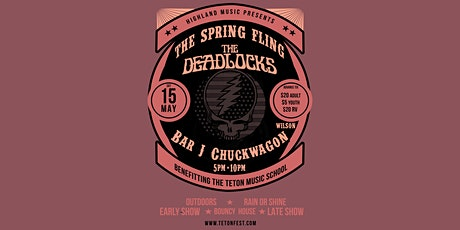 Spring Fling @ The Bar J Chuckwagon w/ The Deadlocks, Karee Miller + More tickets