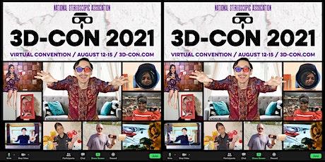 NSA 3D-Con 2021 tickets