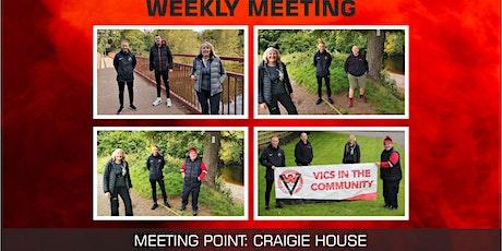 Vics Walking Group tickets