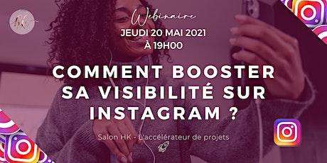 Booster Instagram pour son Business billets