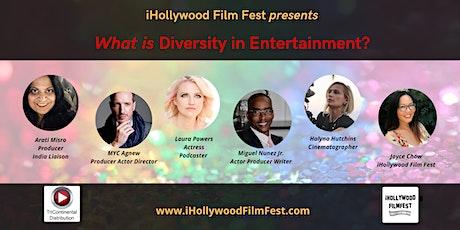 What is Diversity in Entertainment? biglietti
