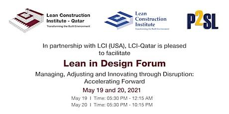 Lean in Design Forum tickets