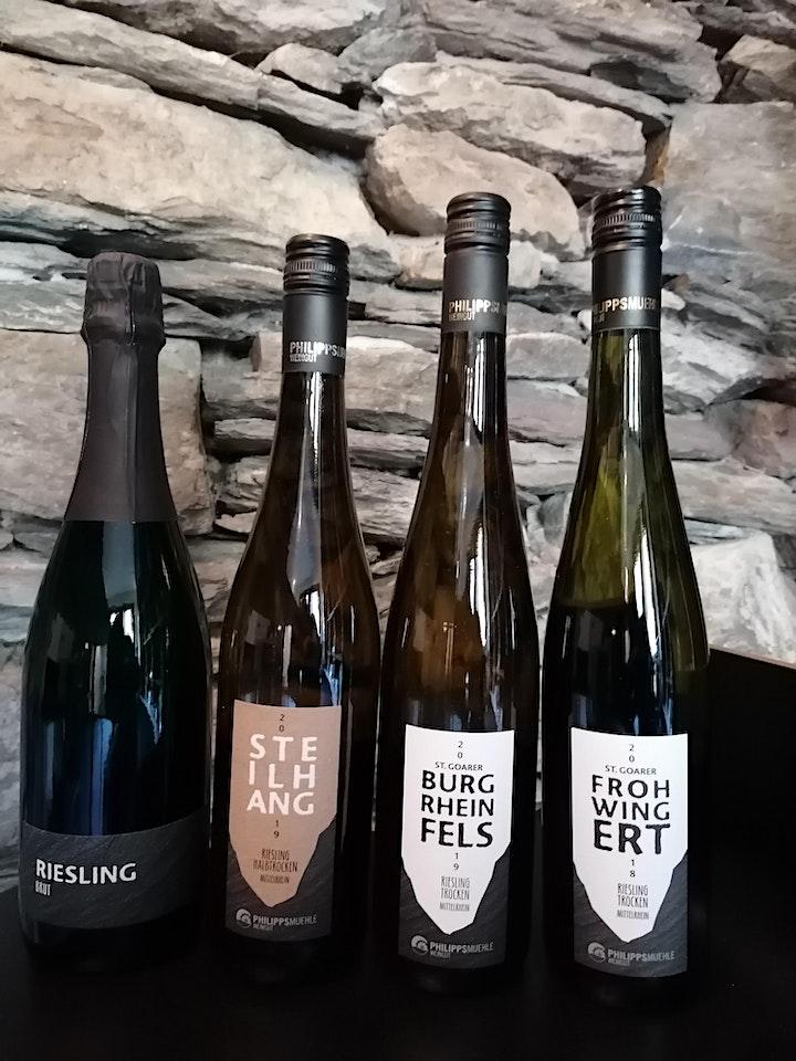 LYRIK meets WEIN: Eine literarische Online Weinprobe: Bild
