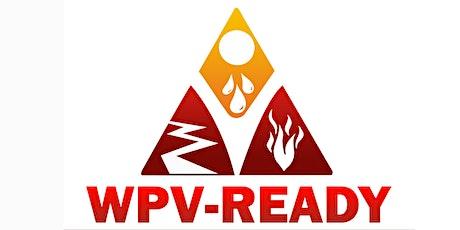 WPV-Ready Webinar - Wildfire Preparedness tickets