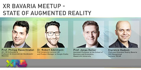 XR Bavaria Meetup - State of Augmented Reality 2021 tickets