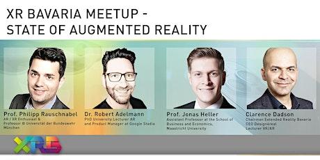 XR Bavaria Meetup - State of Augmented Reality 2021 biglietti