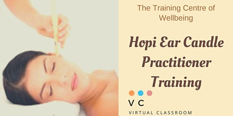 Hopi  Ear Candle and Face Massage tickets