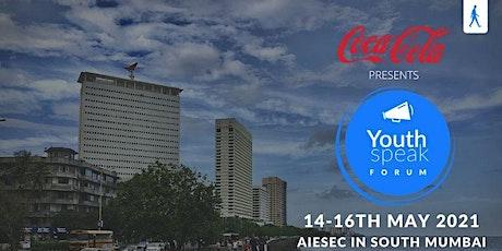 YouthSpeak Forum 2021 entradas