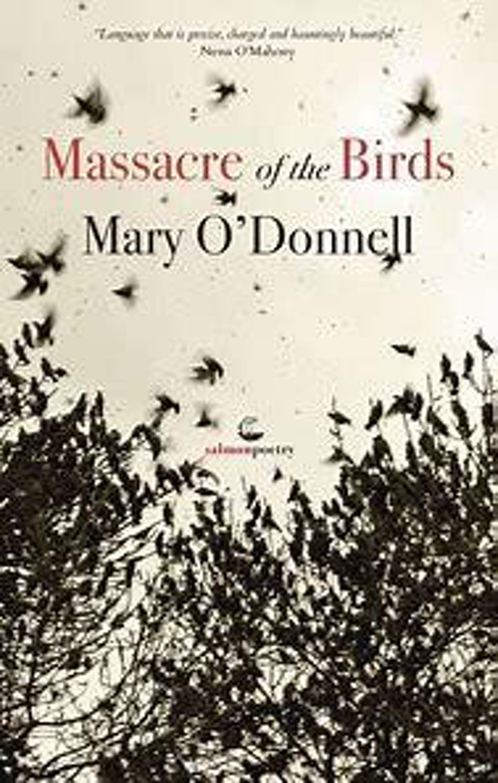 Write by the Sea Poetry Masterclass with Mary O'Donnell image