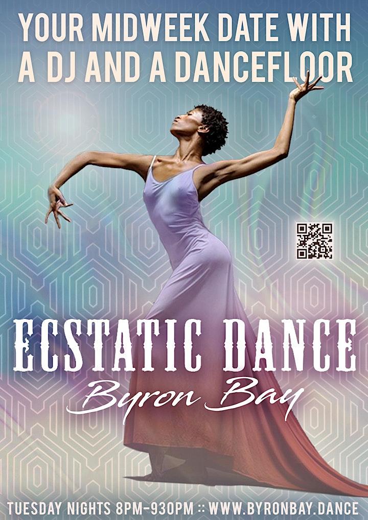 Ecstatic Dance Byron Bay image