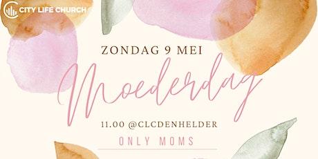 CLC Den Helder - Moederdag(alleen voor moeders) tickets