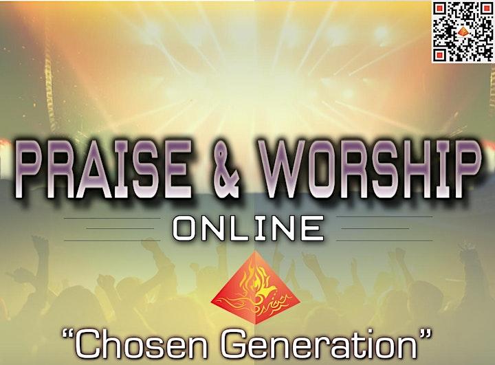 Afbeelding van Praise & Worshipavond Online