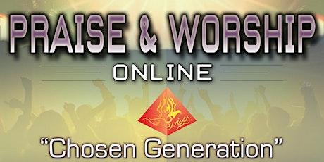 Praise & Worshipavond Online tickets