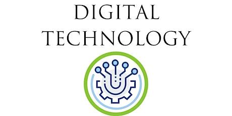 Digital Technology Badge Online tickets