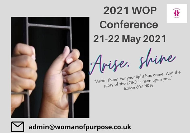 WOMAN ON PURPOSE CONFERENCE 2021 image