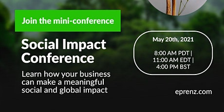 Social Impact Conference tickets
