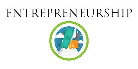 Entrepreneurship Badge Online Tickets