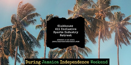 Clubhouse Sports Industry Retreat tickets