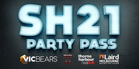 Southern HiBearnation 2021 Party Pass (Excl Meet the Contestants) tickets