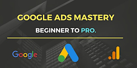 Google Ads Mastery -  From Beginner to Pro! entradas