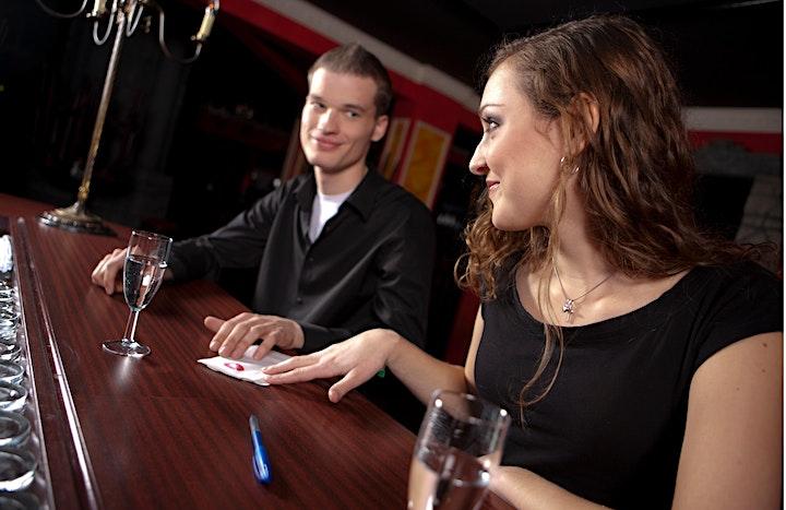 Imagen de Citas rápidas Presenciales  con Juego para conocer solter@s  (25-35años)