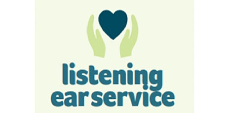Listening Ear appointment - a 1:1 telephone call with an adviser tickets
